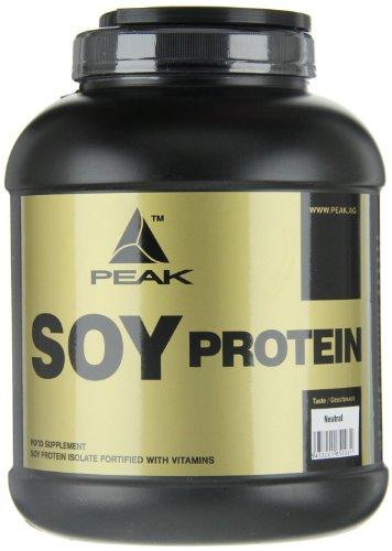 Peak Soy Protein Isolat, Neutral, 1000 g, 25949