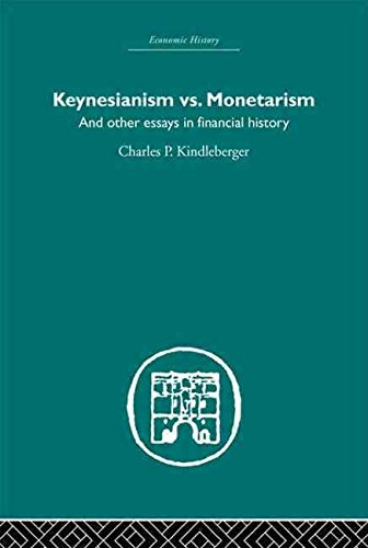 [(Keynesianism vs. Monetarism : and Other Essays in Financial History)] [Edited by Charles Poor Kindleberger] published on (November, 2011)