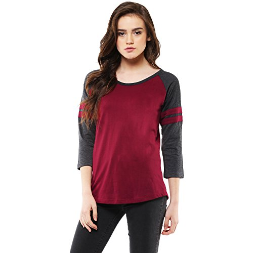 Veirdo Women's Cotton Tshirts