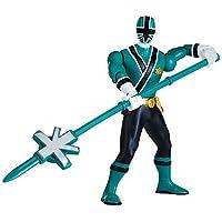 Power Rangers Samurai Battle Morphin 16 centimetri Figura VERDE 31923 (Inviato dal Regno Unito) - Ranger Verde