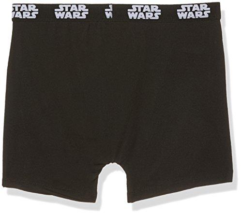 Star Wars Herren Boxershorts Boxer , 2er Pack Mehrfarbig (Multicolor A11)