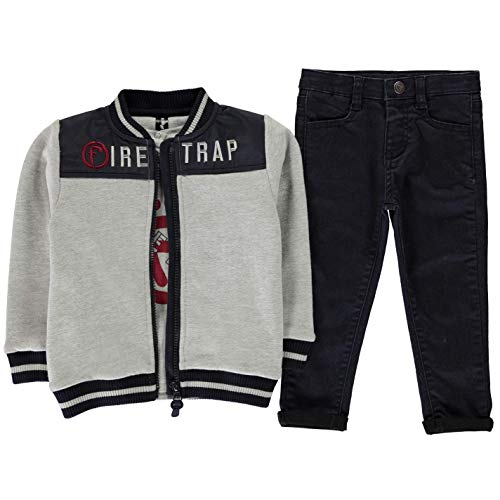 Firetrap Kids Boys 3 Piece Trous...