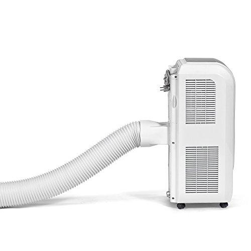 TROTEC Lokales Klimagerät PAC 2000 E mit 2,1 kW (7.200 Btu) -