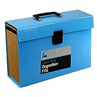 Grande Poche 18A4Expanding File Organiseur Document A4papier fichier 3couleurs