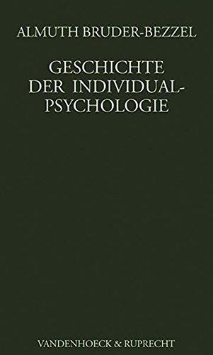 Geschichte der Individualpsychologie (Burgertum)