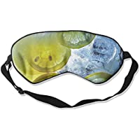 Sleep Eye Mask Iced Lemon Lightweight Soft Blindfold Adjustable Head Strap Eyeshade Travel Eyepatch E8 preisvergleich bei billige-tabletten.eu