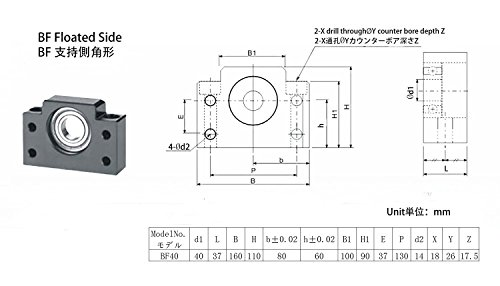 1Pcs SWT 4 Flute HSS  End mill D10*10*22*72 Drill Bit