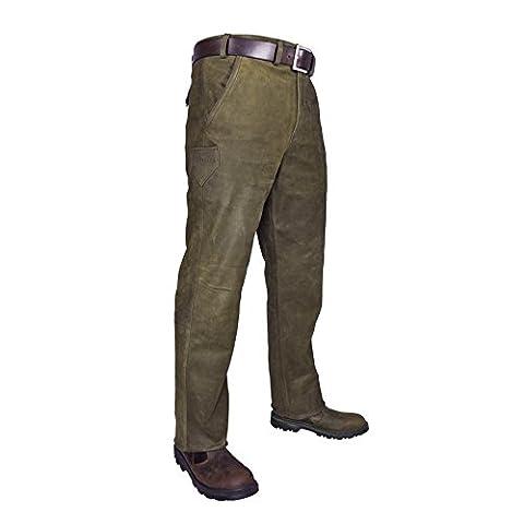 'Pantalon Hubert Pantalon en cuir la chasse Trappeurs