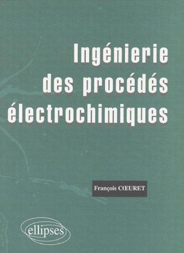 Ingénierie des procédés électrochimiques