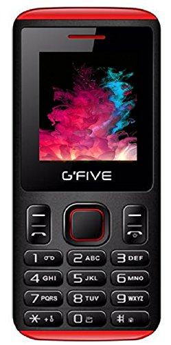 G'Five U707 (Black-Red)