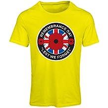 """Camiseta mujer """"Día de la conmemoración - para que no nos olvidemos"""""""