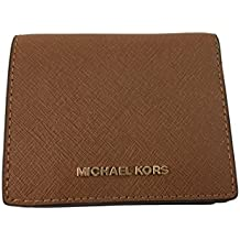michael michael kors women s jet set carry all card case, luggage, one size