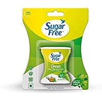 Sugar Free 100% Natural Green Stevia Leaves Zero Calories - 100 Pellets