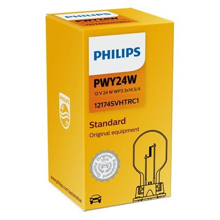 Preisvergleich Produktbild Philips 12174svhtrc1 Lampe Scheinwerfer Nebelscheinwerfer