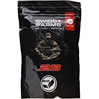 King Arms billes bio 0.28gr blanches - king arms - sac 1kg