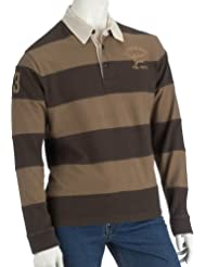 Timberland Polo manches courtes rayé LS RUGBY POLO