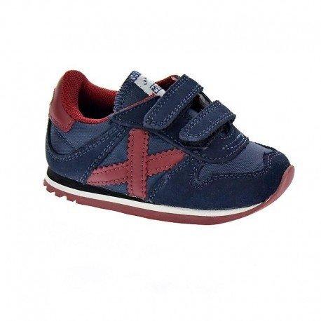 f1bc426c6 ▷ Las mejores zapatillas Munich para bebé ©