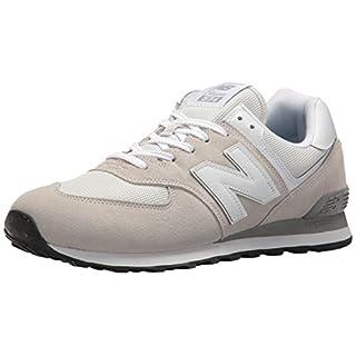 New Balance Herren Ml574E Sneaker, Mehrfarbig (Nimbus Cloud/ML574EGW), 43 EU