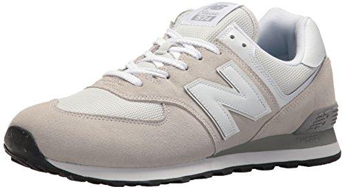New Balance Herren Ml574E Sneaker, Mehrfarbig (Nimbus Cloud/ML574EGW), 44 EU (Leder-sohle-lace Up Schuh)