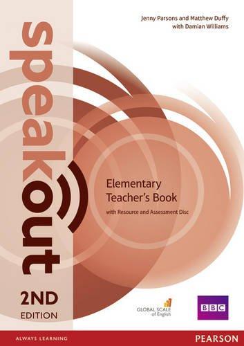 Speakout. Elementary. Teacher's book. Per le Scuole superiori. Con CD. Con espansione online