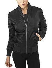 Urban Classics Damen Jacke Ladies Basic Bomber Jacket