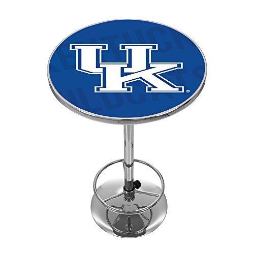 Markenzeichen Gameroom Universität von Kentucky chrom Pub Tisch–Wordmark