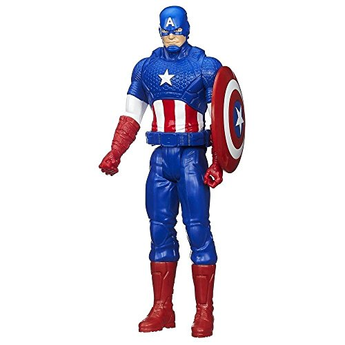 Hasbro Marvel Avengers Titan Hero Serie Captain America -