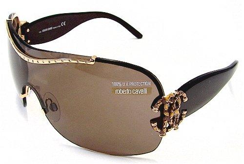 Roberto Cavalli Oversized Full Frame UV Protected Womens Sunglasses