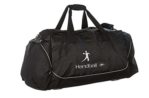 Tasche Jumbo QS88 schwarz Handball