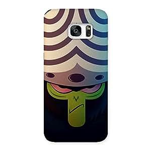 Delighted Premier Moj Multicolor Back Case Cover for Galaxy S7 Edge