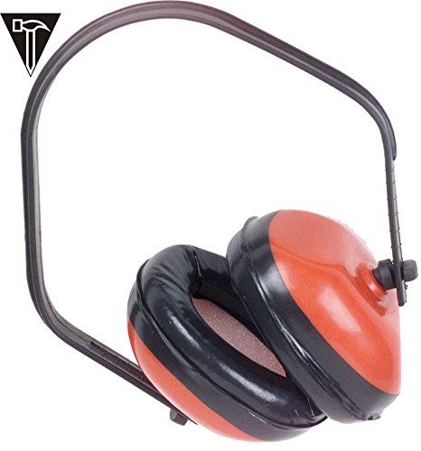 10 x DKB Kapsel Gehörschutz DIN EN 352 Lärm Schutz Ohrhörer Kopfhörer Passend für Kinder und Erwachsene