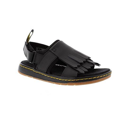 Dr. Martens Rosalind - Black Hydro Leather/Neoprene
