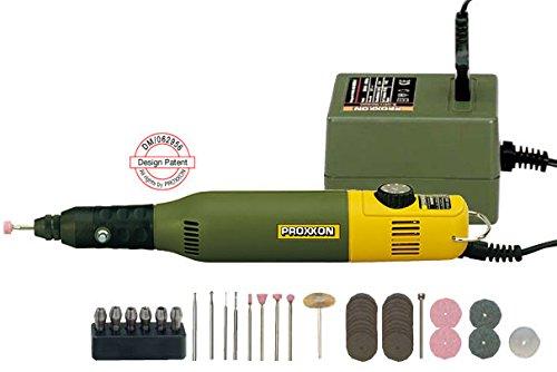 Proxxon Modellbauer- und Gravierset mit MICROMOT, 28515