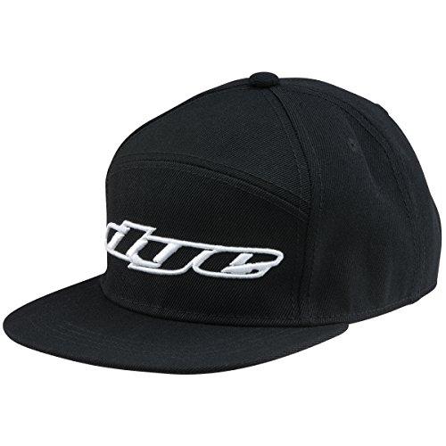 Dye Erwachsene Cap Logo Schwarz, One Size