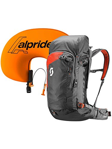 Scott Lawinenrucksack Backcountry Guide AP 40L Kit Backpack