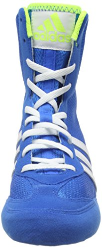 uk availability a1669 77d3e Adidas Unisex Adulto Box Hog 2 Scarpe Da Boxe, Blu Blu ...