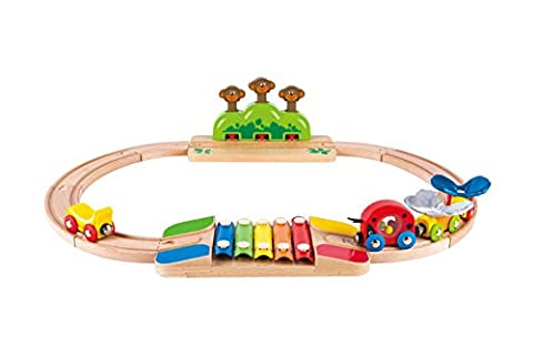 Hape E3814 - Railway spielzeug -