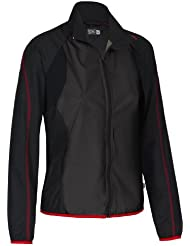 Rono Damen Laufjacke Light Hybrid