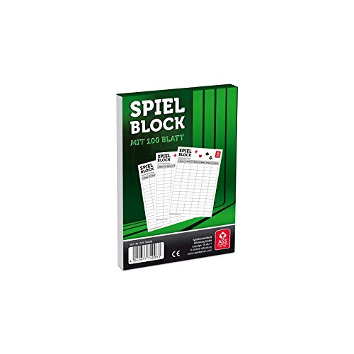ASS Altenburger 22574008 - Spielblock mit 100 Blatt