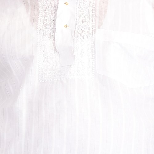ADA-Mens-Cotton-Short-Kurta-A145421