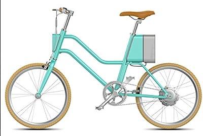 UMA by Marnaula – La City e-Bike Más Ligera del Mundo - Bateria Samsung 36V 6Ah