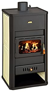 Wood Burning Stove Boiler Fireplace Multi Fuel Prity S3 W13