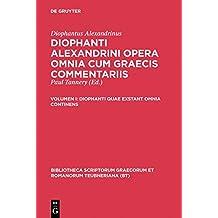 1: Opera Omnia Cum Graecis Comme CB (Bibliotheca Scriptorum Graecorum Et Romanorum Teubneriana)