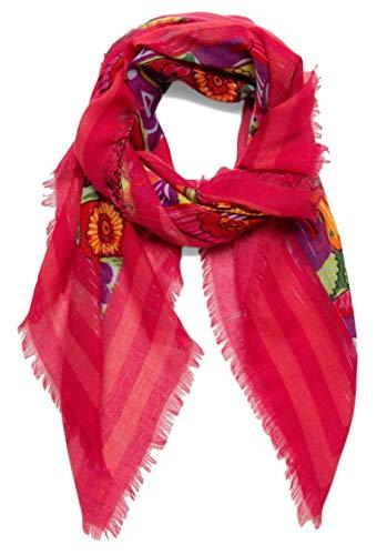 Desigual - Fular - para mujer Rojo rojo Medium