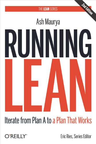 Running Lean: Iterate from Plan A to a Plan That Works (Lean Series) (English Edition) Vc-serie