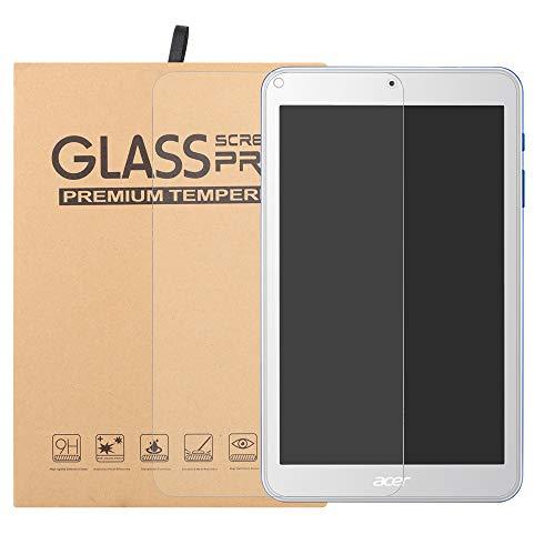 Labanema Acer Iconia One 8 B1-870 Schutzfolie, Tempered Glas Folie Panzerglas Bildschirmschutz Folie für 8
