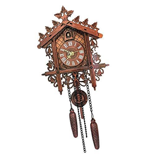 Continuamente nos esforzamos por ofrecer productos baratos de alta calidad y servicio excelente a clientes de tienda RT Technology. Descripción: - Relojes de cuco de madera antiguos, con batería AA de 1 pieza (no incluida). ...