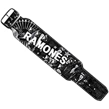 Ramones - Wristband Studs (in One Size) by Ramones