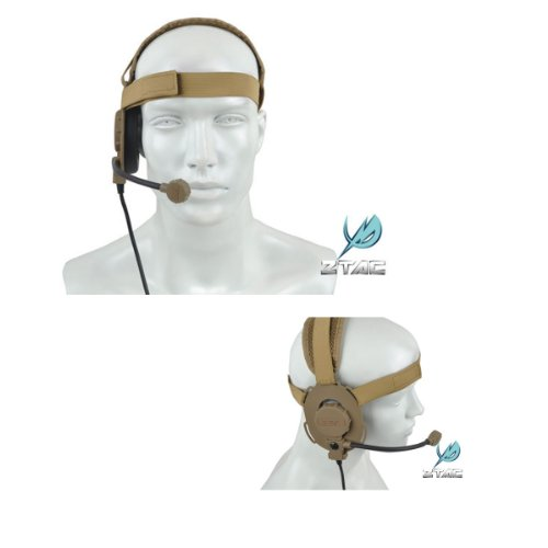 z-tactical-bowman-style-elite-ii-headset-dark-earth-tan