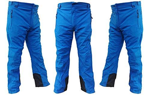 Selltex wasserdichte Herren Winterhose/Snowboardhose/Skihose/Schneehose blau 50-56 (50)